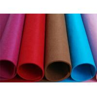 Wholesale 850gsm Industrial Felt Fabric PET Fiber With 0.8mm-60mm Thickness from china suppliers
