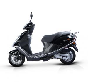 China 110CC Engine Gas Powered Motorcycle Large Blinking Winkers Superman Shape on sale