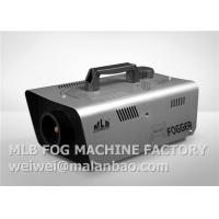Wired / Wireless Remote Control 900 Watt Stage Fog Machine For Small Club / Theater