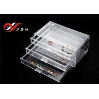 Wholesale 3 Layers Clear Plastic Display Cases from china suppliers