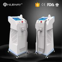 3 Wavelengths Diode Laser Hair Removal Machine 755/808/1064nm Long Lasting Result for sale
