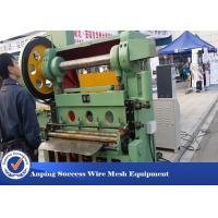Wholesale 1.25m Width Expanded Metal Machine Easy Operation / Installation JQ25-25 from china suppliers