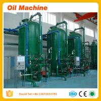 Wholesale labor saving canola oil screw press canola oil pressing process canola oil refining plant from china suppliers