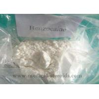 Wholesale Benzocaine Local Anesthetic Drugs 94-09-7 , Pharma Grade Raw Steroid Powder from china suppliers
