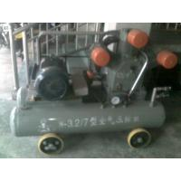 Wholesale 3 m³ / min Oilless Air Compressor , S1115 22hp Diesel Air Compressor , ISO from china suppliers