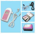 Wholesale FDA Handheld Fetal Doppler Baby Sound B Heart Beat Monitor LCD/ Earphone/ GEL Unburn Baby from china suppliers