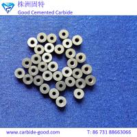 Quality Customized valve ball seat and valve seat cemented carbide ball valve seat ring for sale