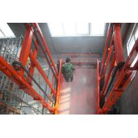 Wholesale 5ton Wall mounted hydraulic goods lift elevator platform for warehouse from china suppliers