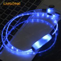 Wholesale 3.5mm led light earphone with mic from china suppliers