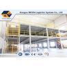 Buy cheap Large Size Multi Tier Mezzanine Rack Heavy Duty Multi Tier Racking System from wholesalers