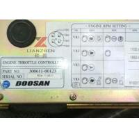 Wholesale 300611-00123 Engine Throttle Controller Throttle Board for DH220-5 DOOSAN Excavator Parts from china suppliers