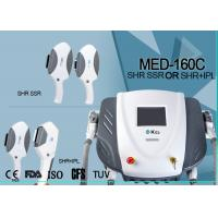 Pain Free Pigment Removal IPL Beauty Machine With 8.4 True Color LCD Touch Screen for sale