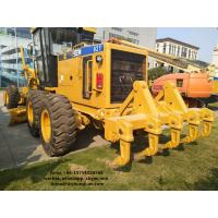 Wholesale 210 HP SEM 921 Used Motor Graders Diesel Power Source 15930 KG Weight from china suppliers