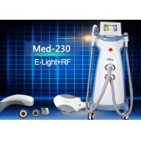 China 2000 Watt  Portable E-Light IPL RF Machine EMC / LVD Approved on sale