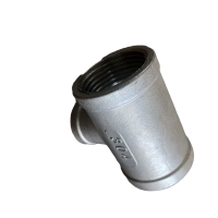 Wholesale Malleable Iron Steel Pipe Fittings Galvanized Pipe Thread tee Pipe Fitting from china suppliers