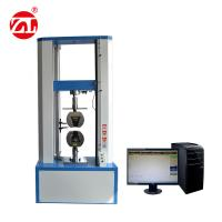 Wholesale 300KN Computer Servo Motor Tensile Strength Universal Testing Machine from china suppliers