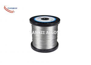 Wholesale Electrical Kilns Heating Resistance Fecral Alloy Wire Low Voltage CrAl25/5 from china suppliers