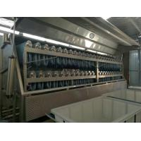 Wholesale Spray Hank Yarn Dyeing Machine Capacity 500kgs, 50 Spray dyeing tubes from china suppliers