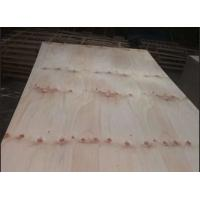 Wholesale Commercial Knotty Pine Plywood 2 Time Hot Press Premium Quality FSC Approved from china suppliers