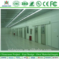 Wholesale Sandwich Panel FDA Food Electronics Cleanroom Design from china suppliers