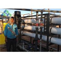 Middle Size Commercial Reverse Osmosis Water System Customized Outlet Capacity