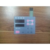 China Custom Membrane Switch Keyboard 3M467 / 3M468 With SGS , Rohs on sale