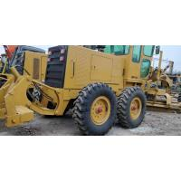 China Used Motor Grader CAT 140G Motor Diesel Grader Second Hand for sale