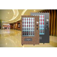 China Winnsen Design Wine Bottle Vending Machine With 32 Advertising Touch Screen on sale