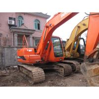 Wholesale USED WHEEL EXCAVATOR DOOSAN DH150W-7(90%new) from china suppliers