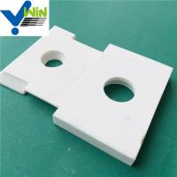 Wholesale High temperature resistance alumina oxide ceramic and porcelain tile from china suppliers