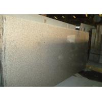 Yellow 100% Natural Granite Tiles For Kitchen Countertop Available Custom for sale