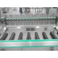 6000 BPH Automated Beverage Bottling Equipment Washing Filling Capping Machine