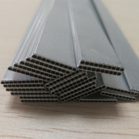 Wholesale 3003 / 3102 Parallel Flow Microchannel Aluminum Condenser Tube For Auto Air Conditioning from china suppliers