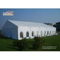 Wholesale Cheap Fire Resistant Clear Span High Peak Large Second hand Marquee For Sale from china suppliers
