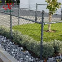 Wholesale Anping Xinlong electric galvanized or hot dipped galvanized/PVC chain link fence from china suppliers