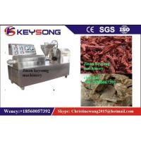Wholesale Nutritional Vegetarian Soya Meat Making Machine Steady Performance 27000 X 1800 X 2500mm from china suppliers