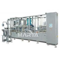 Wholesale 50-500MLNon PVC IV Bag Filling Machine 2-6 Heads Easy Clean For Pharmaceutical from china suppliers