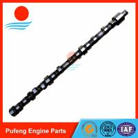 Wholesale forged steel Mitsubishi 6D31 6D31T camshaft for SK120-6 HD700-7 HD450SE Truck Crane from china suppliers