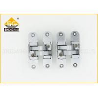 Right Or Left Hand Applicable 3 Way Invisible Door Hinges Of Zinc Alloy