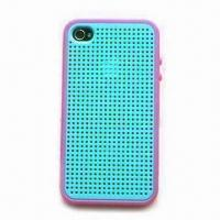 Wholesale PC + TPU Case for iPhone 4, Available in Various Colors from china suppliers
