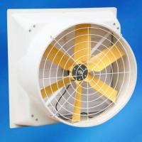 Wholesale wall mounted handmade shell FRP exhaust fan from china suppliers