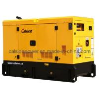 Wholesale 50Hz Cummins 26kVA Diesel Generator Set with Canopy from china suppliers