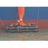 Wholesale different capacity SOLAS life raft from china suppliers