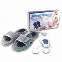 Wholesale Massage Slippers with One CR2032 Battery and Two Electrode Pads from china suppliers