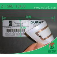 Wholesale RFID pasted ticket ( Product model: ZT-SRE-TCK03) from china suppliers