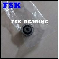 China Low Noice SG20-2RS U Groove Pulley Ball Bearings Track Roller Bearing 6 x 24 x 11mm on sale