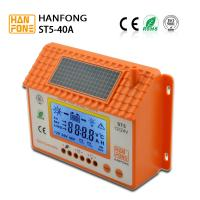 Off Grid Solar Power Controller For Illumination With Charging Flow Protection for sale