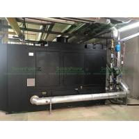 China 150KW Natural Gas Silent CHP Combined Heat Power Environmentally Friendly Design for sale
