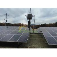 Wholesale User Friendly Ground Mounted Solar Structure , Kingfeels Solar Panel Racks from china suppliers