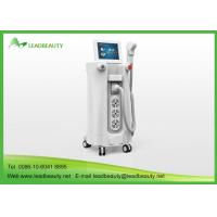 Wholesale Pain Free 808 Diode Laser Hair Removal Equipment For Underarm / Leg / Breast from china suppliers